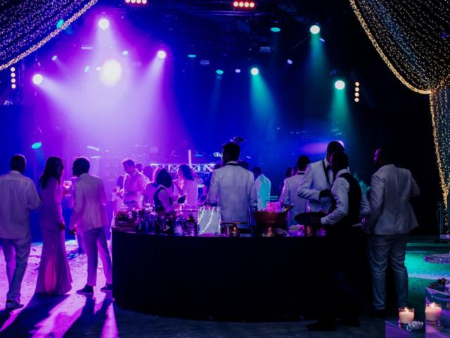 Wedding Top Bar - LS Wedding Planner