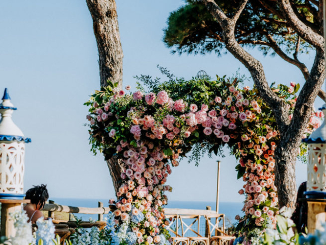 Decoration by Fábio Borgatto and Telma Hayashi - LS Wedding Planner